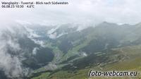 Tux: Wanglspitz - Tuxertal - Blick nach S�dwesten - Recent