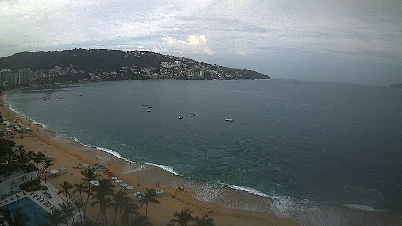 Webcam Icacos: Acapulco Sur