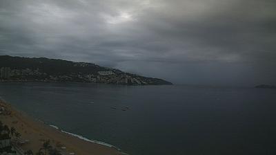 Tageslicht webcam ansicht von Icacos: Acapulco Sur