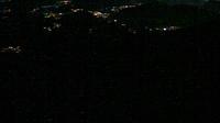 Dumenza: Osservatorio astronomico Monte Lema vista Sud-Malcantone Ticino Svizzera