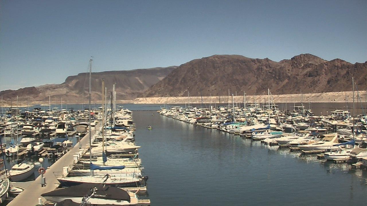 Webcam Boulder City: Lake Mead Marina Resort