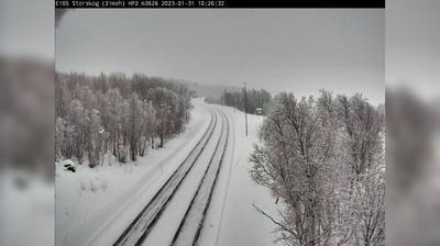 Vignette de Kirkenes webcam à 12:22, mars 3