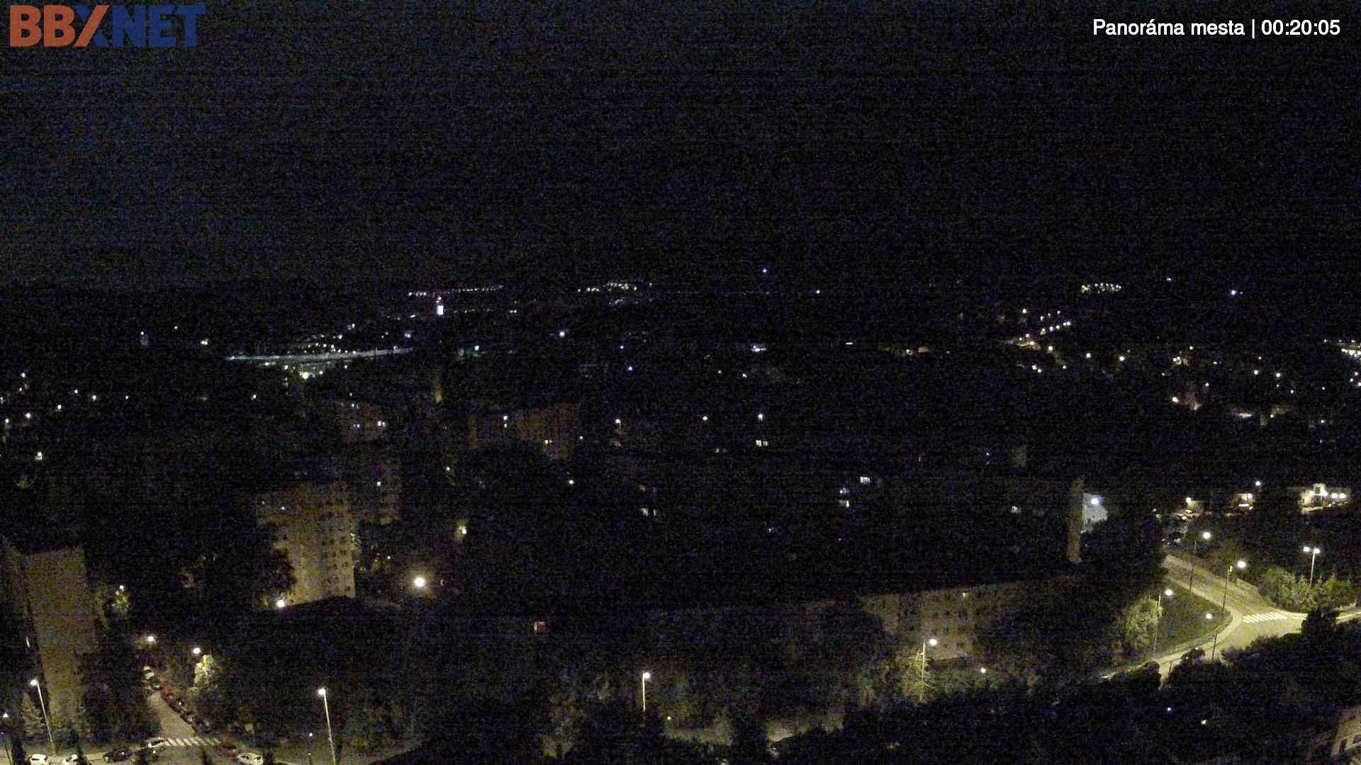 Webkamera Sásová › South-West: Banská Bystrica