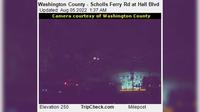 Beaverton: Washington County - Scholls Ferry Rd at Hall Blvd - Current