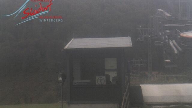 Webkamera Neuastenberg: Funpark − Postwiesen-Skigebiet