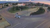 Enskede-Arsta-Vantors stadsdelsomrade: Tpl �byv�gen mot E/E (Kameran �r placerad p� �rstal�nken i h�jd med trafikplats �byv�gen och �r riktad mot E/E Essingeleden) - Recent