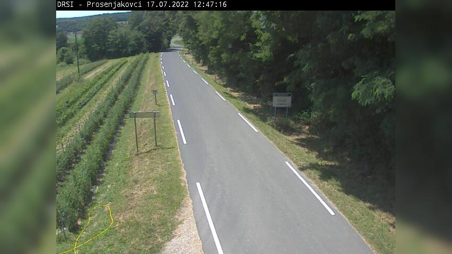 Webcam Prosenjakovci: R3-725, Fokovci − prehod