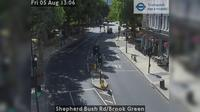 Acton: Shepherd Bush Rd/Brook Green - Dagtid