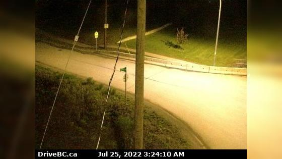 Webcam Telkwa › East: Hwy 16, in − at Hankin Rd, looking