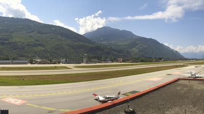 Sion aéroport