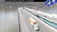 Grand View-on-Hudson > South: I- SB MP . Gov. Mario M. Cuomo Bridge - Dia
