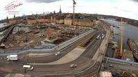 Stockholm › North: Slussen - El día