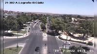 Ciudad Pegaso: AV LOGRO�O - BAHIA DE CADIZ - Day time