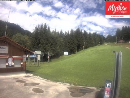 Schwyz: Mythenregion - Einsiedeln (Talstation Handgruobi)
