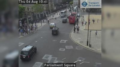 Londres: Parliament Square