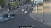 London: Parliament Square - Actual