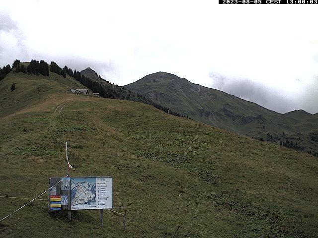 Diemtigen: Diemtigtal - Grimmialp, Stierenberg