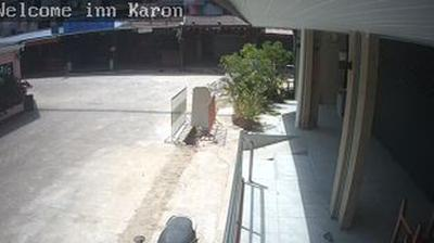 Current or last view from Phuket › West: Welcome inn Karon Beach