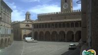 Offida: Piazza del Popolo - Dagtid