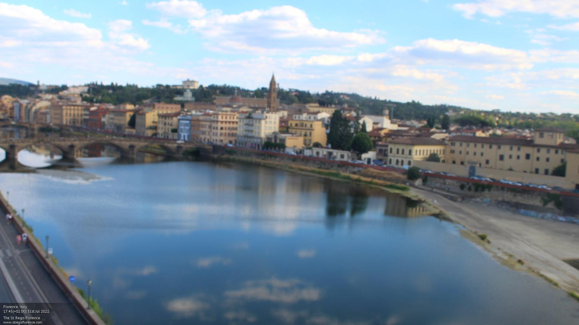 Webcam Florence › South-East: Arno