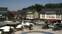 Ubach-Palenberg: Rathausplatz - Day time