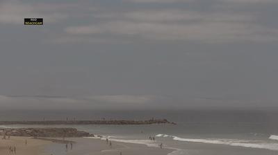 Daylight webcam view from Costa de Caparica: Costa da Caparica