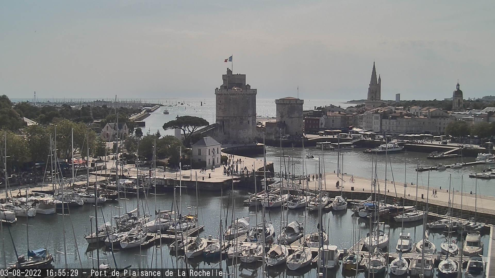 port de plaisance webcam
