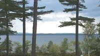 Limington: Sebago Lake - Jordan Bay - El día