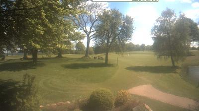 Daylight webcam view from Bockholm: Glucksburg − Golf