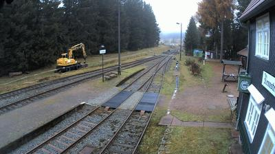 Thumbnail of Neustadt am Rennsteig webcam at 5:02, Feb 24