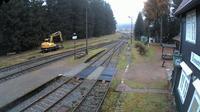 Schmiedefeld am Rennsteig: Rennsteig Bahn - Train Station - Recent