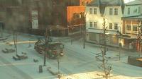 Leirvik: Torget - El día