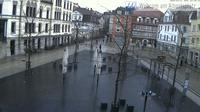 Neustadt b.Coburg: Albertsplatz in Coburg - Actual