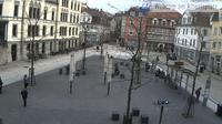 Neustadt b.Coburg: Albertsplatz in Coburg - Dia