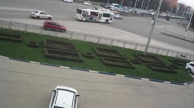 Веб-камера на перекрёстке ул.Доваторцев и ул.Лермонтова