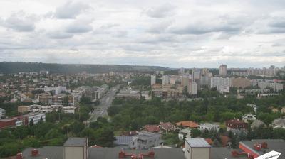 Значок города Веб-камеры в Прага в 8:17, окт. 21