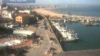 Gabicce Mare: Dock - Jour