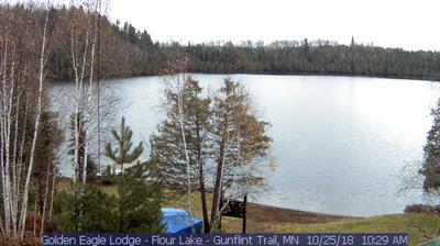 Webcam Grand Marais: Flour Lake