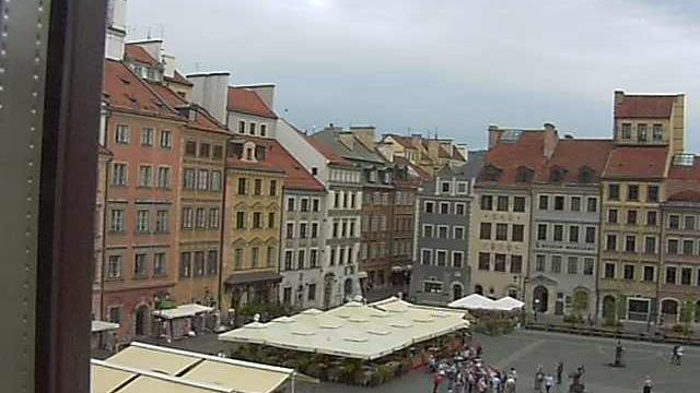 Webcam Warsaw
