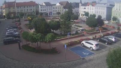 Webcam Krapkowice › North-West: Rynek