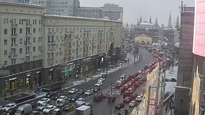 Webcam Moscow: тверская