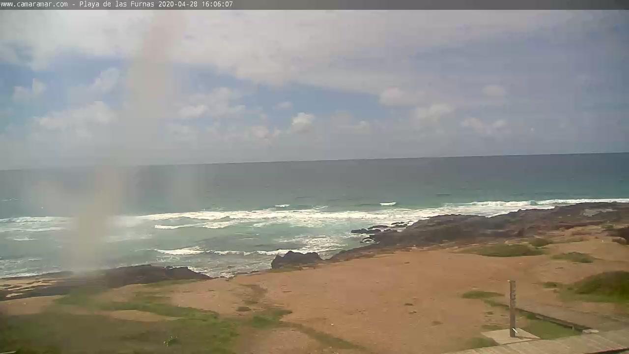 Webcam Xuño: Playa Furnas (hd-str)