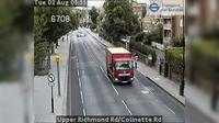 London: Upper Richmond Rd/Colinette Rd - Actuales