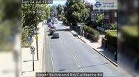 London: Upper Richmond Rd/Colinette Rd - Day time