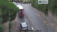 London: A Upper Rmond Rd/Vine Rd - Current