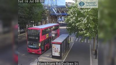 City of London: Blackfriars Rd/Dolben St