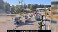 Surrey > South: Hwy  (South Fraser Perimeter Rd) at Bridgeview Dr, looking south - Actuelle