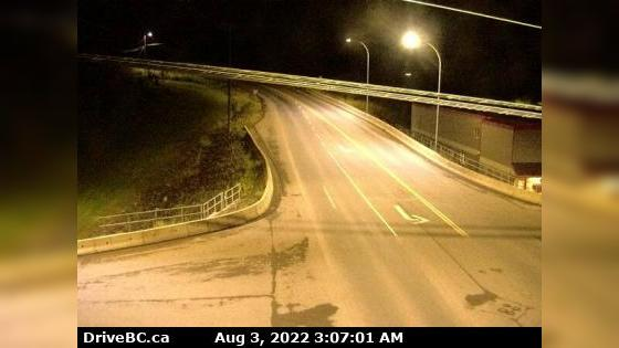 Webcam Telkwa › South: Hwy 16, in − at Hankin Rd, looking