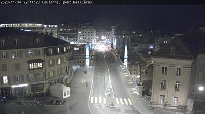 Image de la webcam de Lausanne Daylight