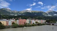 Mariahilf: Innsbruck - Markthalle - Overdag
